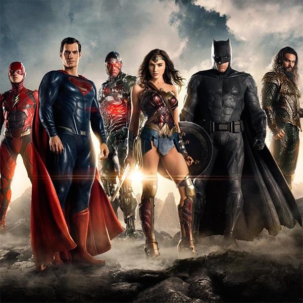 Лига справедливости. Супергерои