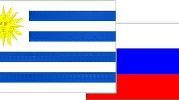 Уругвай - Россия
