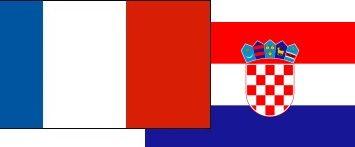Франция - Хорватия