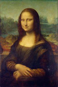 Леонардо да Винчи. Мона Лиза (Джоконда)