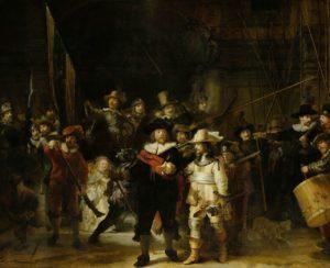 Рембрандт. Ночной дозор