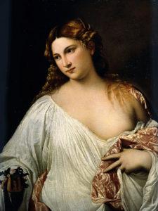 Тициан Вечеллио. Флора