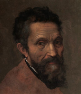 2. Микеланджело Буонаротти