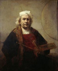 3. Рембрандт Харменс ван Рейн