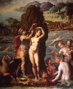 Джорджо Вазари. Персей и Андромеда
