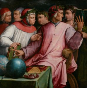 Джорджо Вазари. Шесть тосканских поэтов или Итальянские гуманисты