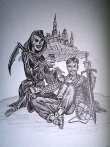 Иллюстрация из книги Андрея Белянина