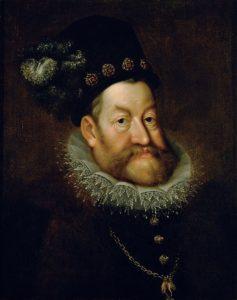 Ханс фон Аахен. Император Священной Римской империи Рудольф II