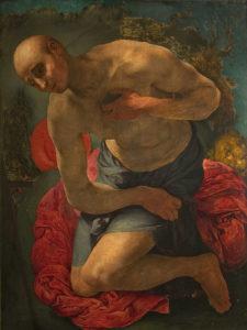 Якопо Каруччи (Понтормо). Святой Иероним