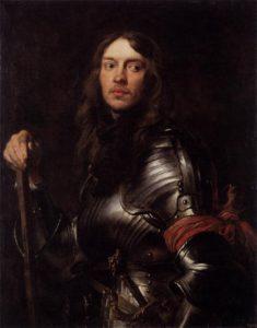 Антонис ван Дейк. Портрет рыцаря с красной повязкой