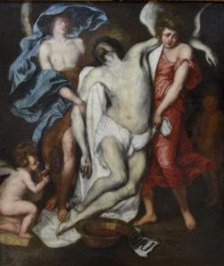 Антонис ван Дейк. Снятие с креста