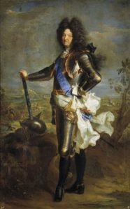 Гиацинт Риго. Портрет Людовика XIV (2)