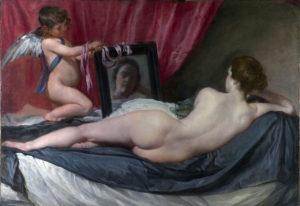 Диего Веласкес. Венера с зеркалом