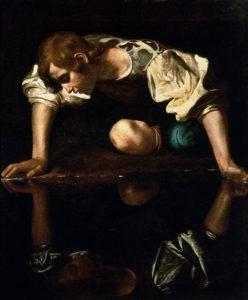 Караваджо. Нарцисс