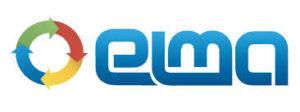 ELMA. Логотип