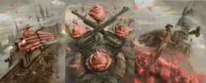 Иллюстрация к Бесплодным землям