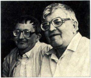 Братья Стругацкие 2