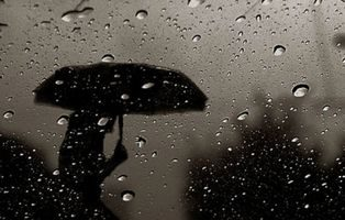Дождь и ветер