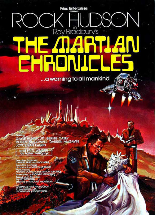 Бредбери Рэй. Марсианские хроники. Экранизация
