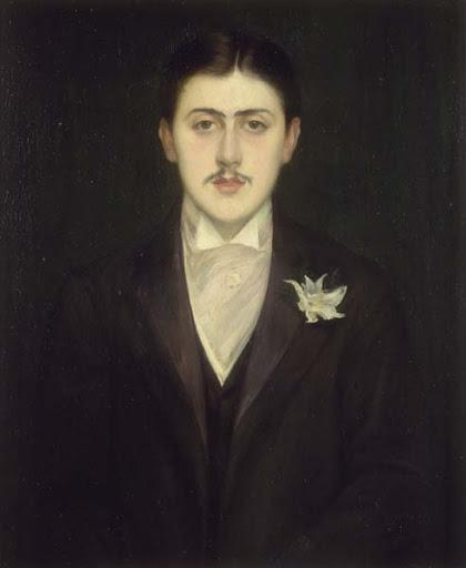 Молодой Марсель Пруст