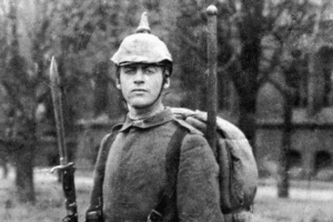 Эрих Ремарк на фронте