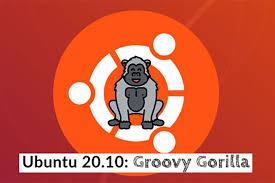 Ubuntu 20.10 Logo