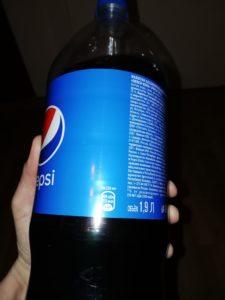Pepsi 1.9l