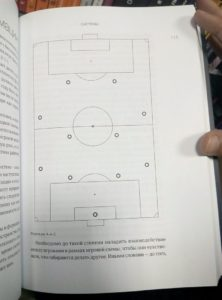 Как смотреть футбол. Иллюстрации